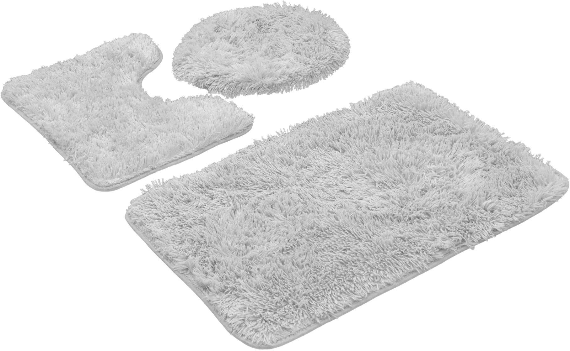 Tutumi Zestaw dywaników łazienkowych 3 częsciowy