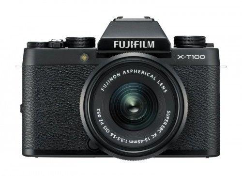 Fuji X-T100 + XC 15-45mm f/3.5-5.6 OIS PZ Czarny AM3X14090
