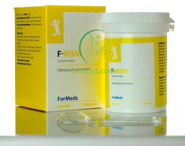 ForMeds F-MSM (Metylosulfonylometan), Suplement Diety
