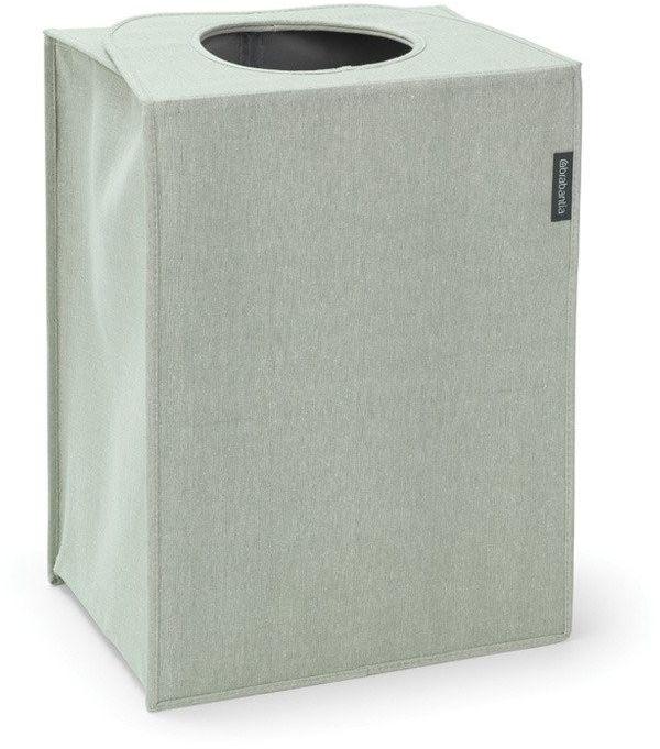 Brabantia - składany kosz na bieliznę laundry to go - zielony