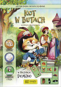 Kot w butach - Wojciechowska-Dudek Beata