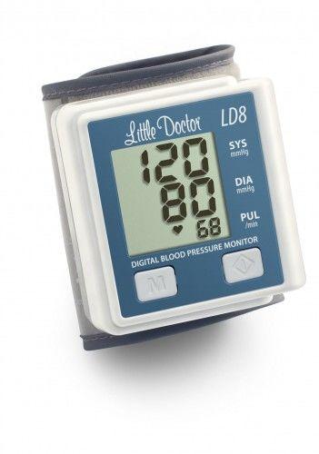 Ciśnieniomierz automatyczny LD8