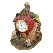 Zegar ceramiczny domek M1