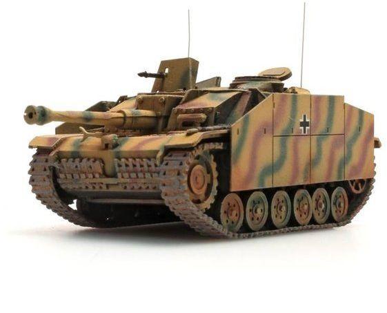 Czołg StuG III Ausf. G 1943 Gotowy Model H0 Artitec