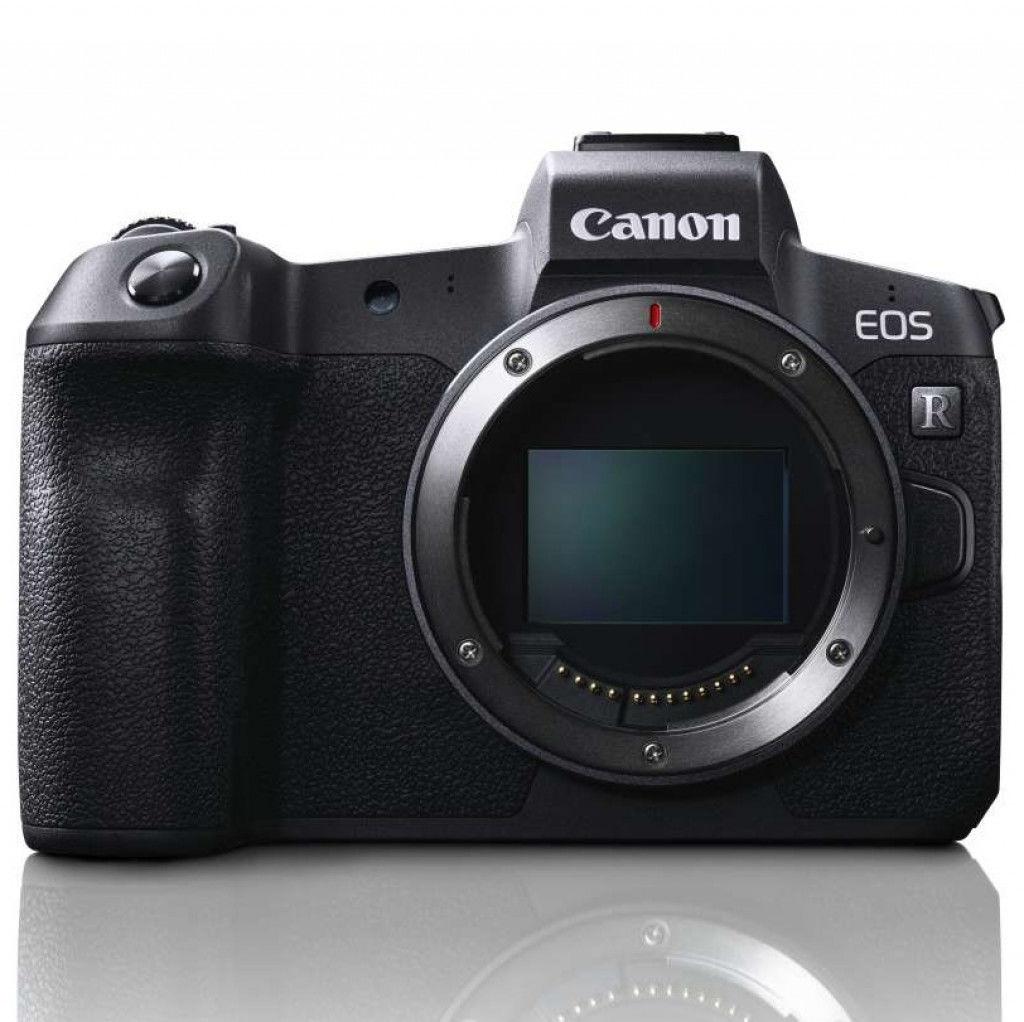 Canon EOS R body + adapter EF-EOS R czarny