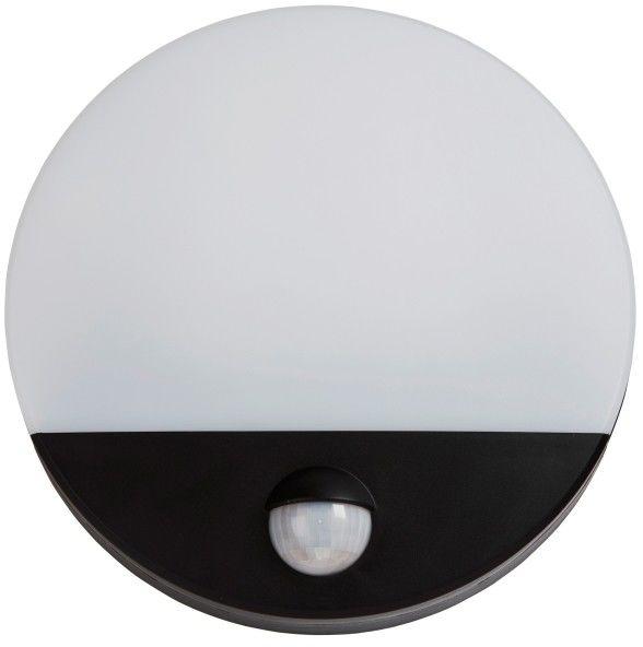 Plafon LED Colours Dun LED 4000 K 22 cm black