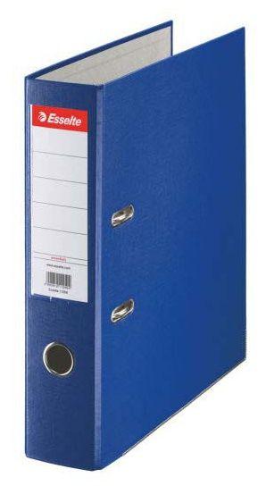 Segregator Esselte ekonomiczny A4/75 mm - niebieski (11255)