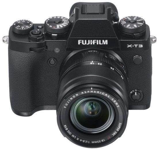 Fujifilm X-T3 + XF 18-55mm F/2.8-4.0 Czarny