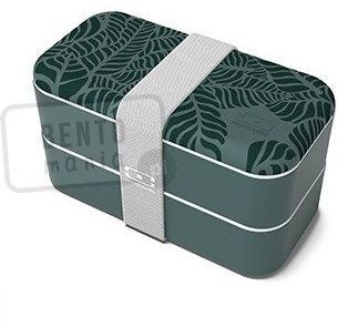 MONBENTO Original Jungle - bento lunch box 1 litr