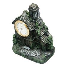 Zegar ceramiczny domek M4