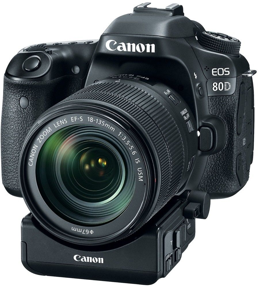 Canon EOS 80D+ EF-S 18-135mm IS Nano USM Czany