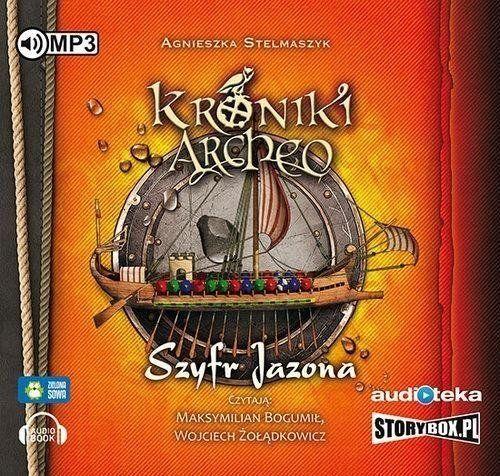 Kroniki Archeo T.8 Szyfr Jazona audiobook - Stanisław Grzesiuk