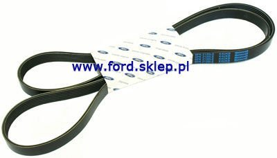 pasek wieloklinowy Ford (+klima) - 1.5 Diesel 1.6 TDCI / 1689148