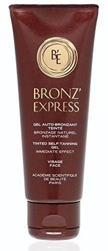 Academie Gel Auto-Bronzant Teinte Brązujący żel do twarzy 75 ml