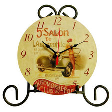 Zegar kominkowy MDF #103B