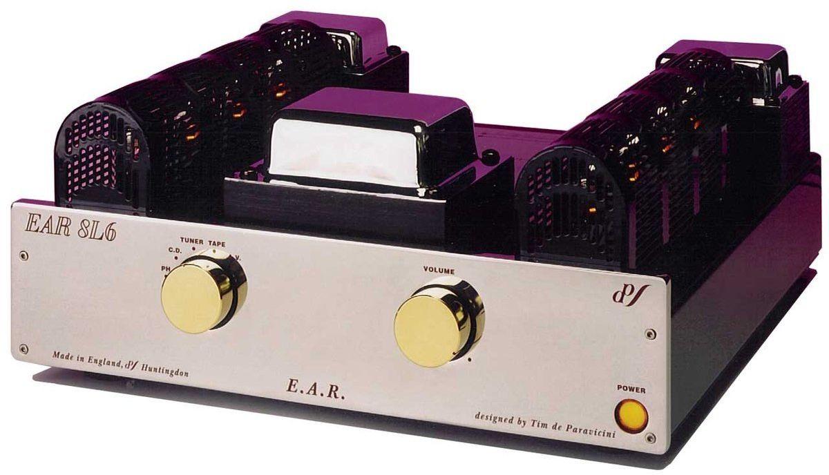 EAR Yoshino 8L6 - wzmacniacz lampowy
