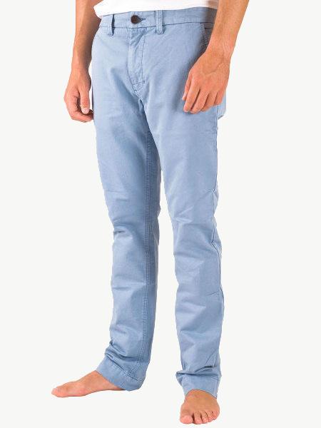 Rip Curl PRIME BLUE SHA spodnie lniane mężczyzn - 28