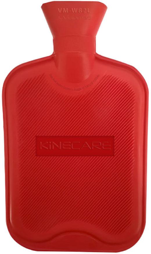 Termofor KINECARE VM-WBR2LR 2000ml czerwony 33x20cm