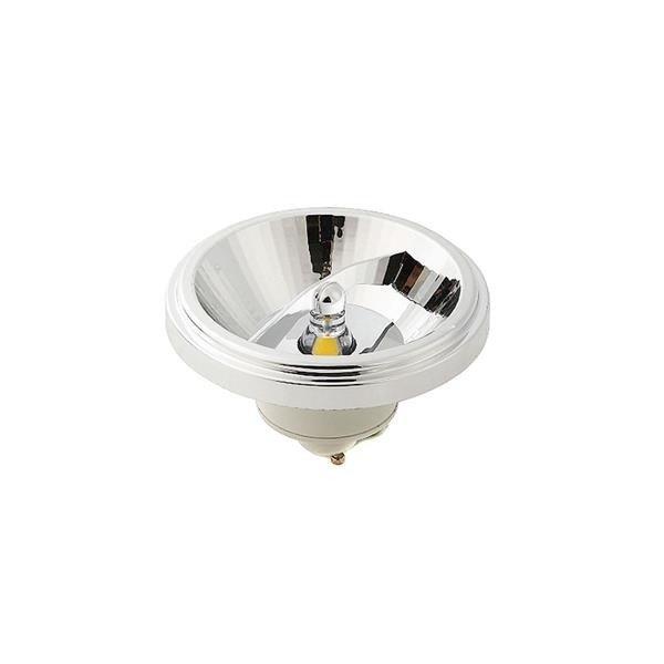 Żarówka LED 12W AR111 GU10 3000K z odbłyśnikiem