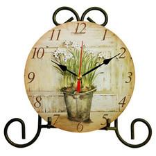Zegar kominkowy MDF #523
