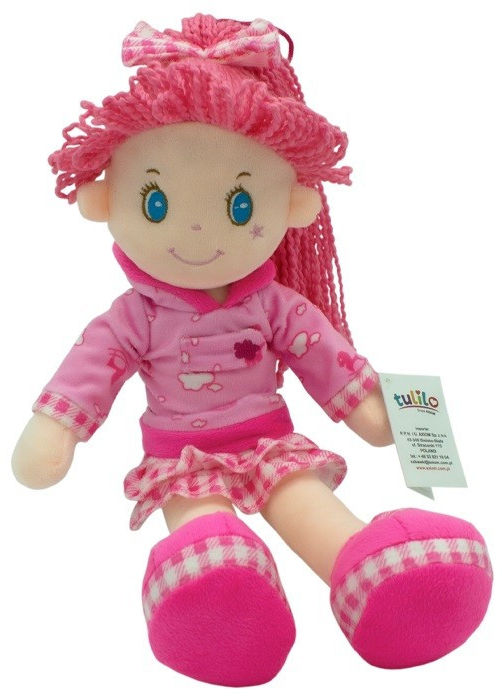 Lalka Nel w spódniczce 36 cm