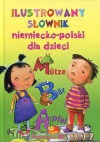 Ilustrowany słownik niemiecko-polski polsko-niemiecki - Sylwia Puszczewicz