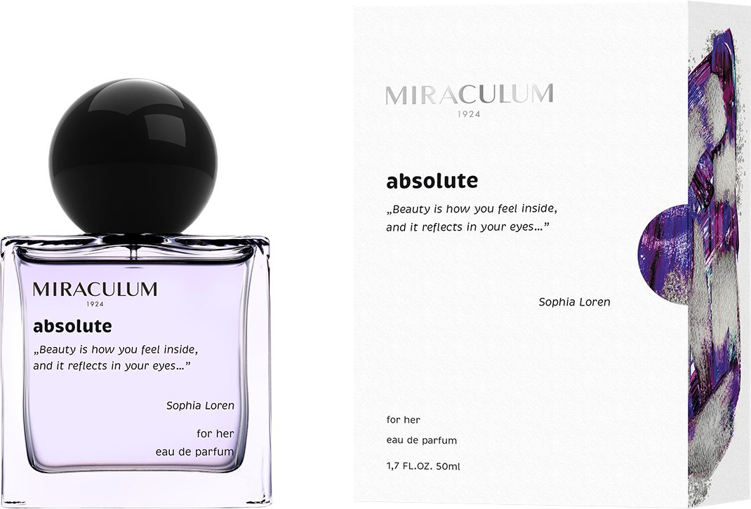 Miraculum Woman Woda perfumowana Absolute 50ml