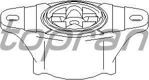 poduszka amortyzatora HP - tył