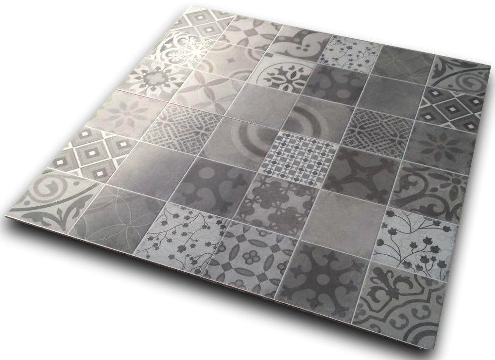 Hidra ulico 60,8x60,8 płytki patchwork