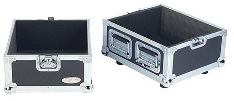 Rockcase RC-27162/50 Flight Case - DJ Record Case, for 100 LPs, 50/50, futerał na płyty winylowe
