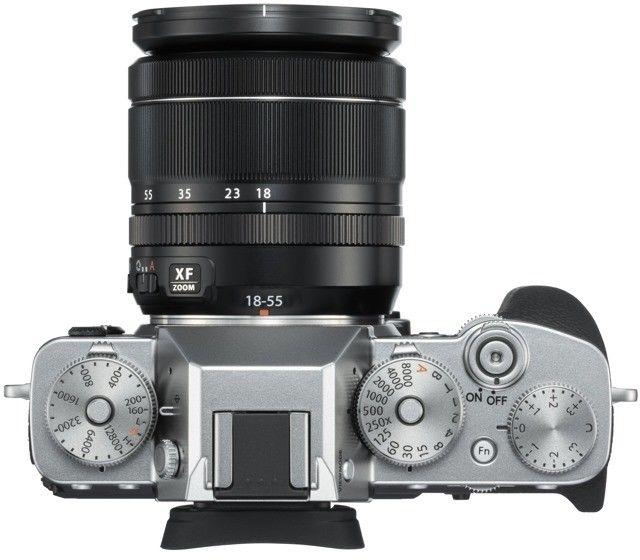 Fujifilm X-T3+ XF 18-55mm F/2.8-4.0 Srebrny