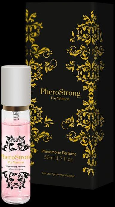 PheroStrong Strong dla Kobiet Perfumy z Feromonami 15 ml 100% DYSKRECJI BEZPIECZNE ZAKUPY