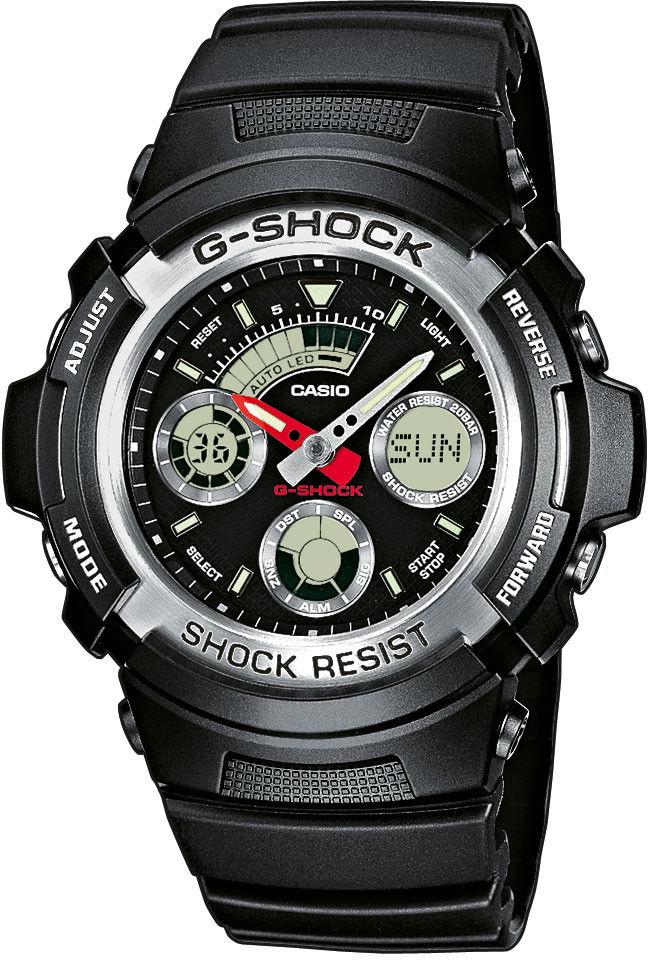 Zegarek Casio AW-590-1AER Speed Shifter - CENA DO NEGOCJACJI - DOSTAWA DHL GRATIS, KUPUJ BEZ RYZYKA - 100 dni na zwrot, możliwość wygrawerowania dowolnego tekstu.