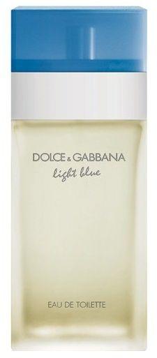Dolce & Gabbana Light Blue Woda Toaletowa 100 ml TESTER