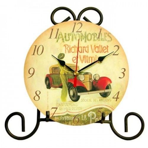 Zegar kominkowy MDF #619
