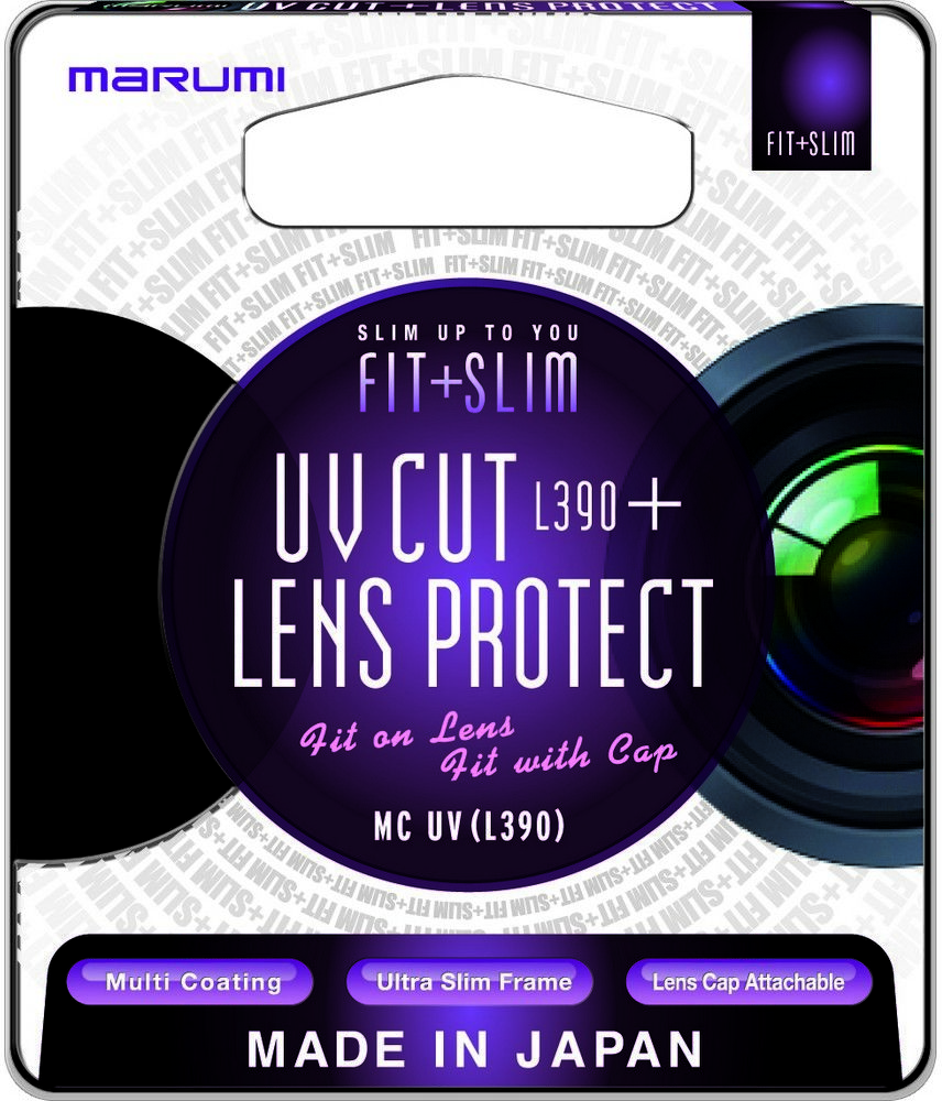 Marumi Fit + Slim UV - filtr UV 43mm