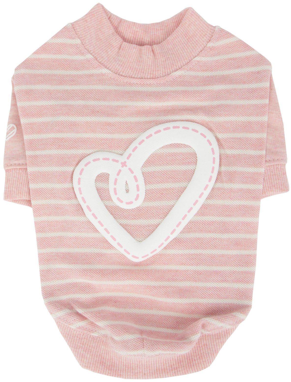 Pinkaholic New York NARA-TS7304-MP-S Ml.Pink Aviana Pet t-shirty, małe