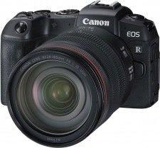 Canon EOS RP +RF 24-105 F4.0 L IS USM + adapter EF-EOS R czarny