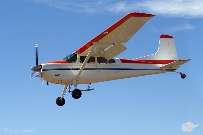Lot widokowy samolotem Rybnik