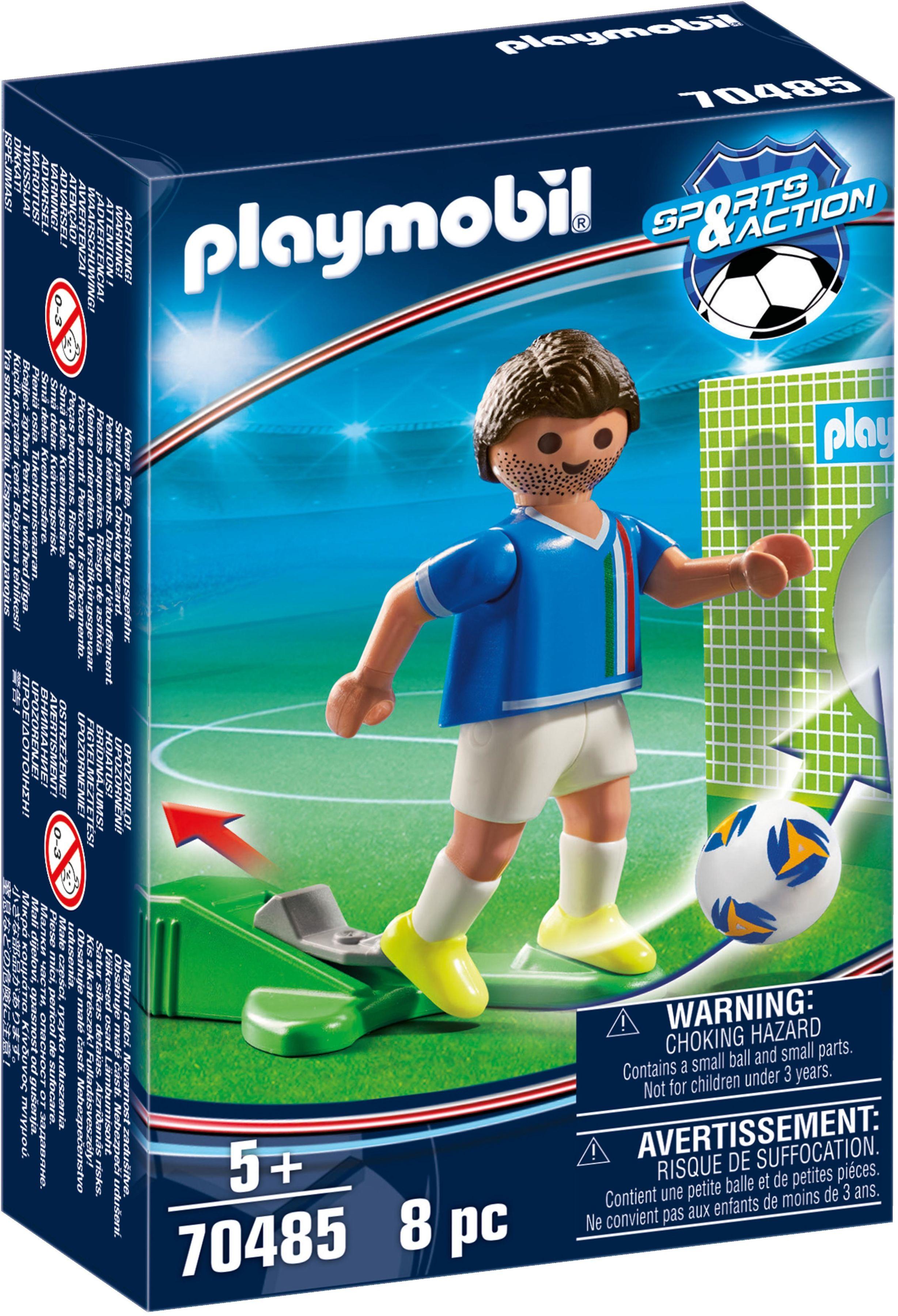 Playmobil - Piłkarz reprezentacji Włoch 70485