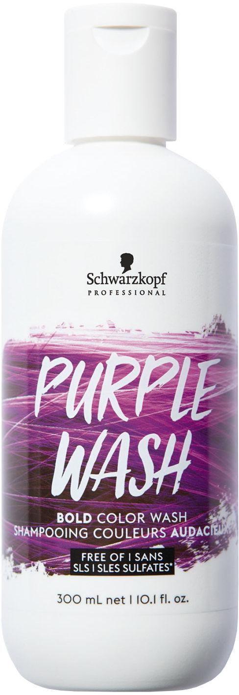 Schwarzkopf Color Wash Szampon Purple 300 ml