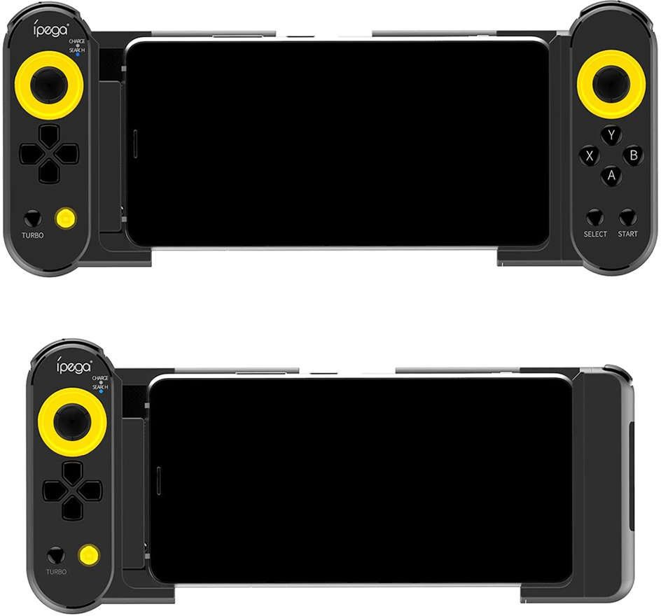Bezprzewodowy kontroler Gamepad Pad Grip iPega PG-9167 do telefonu/ tabletu
