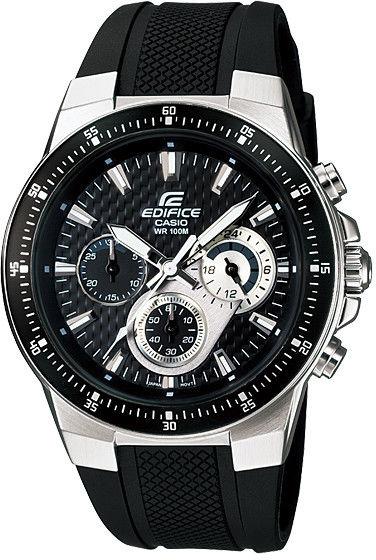 Zegarek Casio EF-552-1AVEF - CENA DO NEGOCJACJI - DOSTAWA DHL GRATIS, KUPUJ BEZ RYZYKA - 100 dni na zwrot, możliwość wygrawerowania dowolnego tekstu.