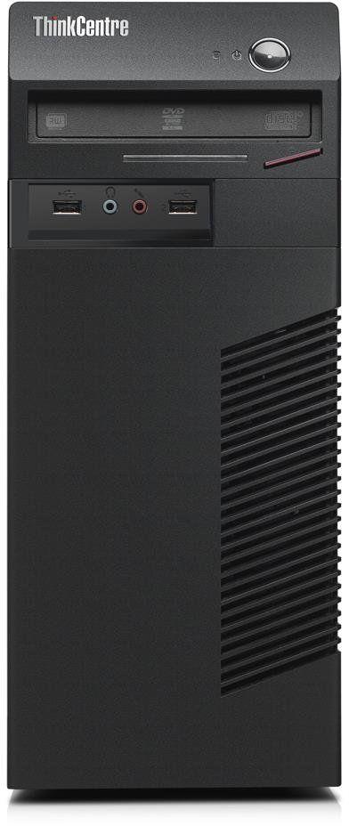 Lenovo M79 10CR0003GE komputer stacjonarny (AMD A Series, 2,7 GHz, 4 GB RAM, 500 GB HDD, Win 7 Pro)
