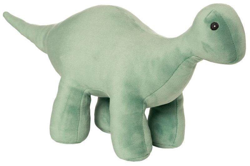Pluszak Dinozaur Brontozaur Velveteen 159460-Manhattan Toy, maskotki dla dzieci