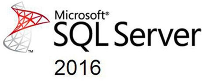 Microsoft SQL Server 2016 Standard + 30 User