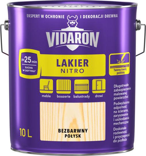 VIDARON Lakier Nitro