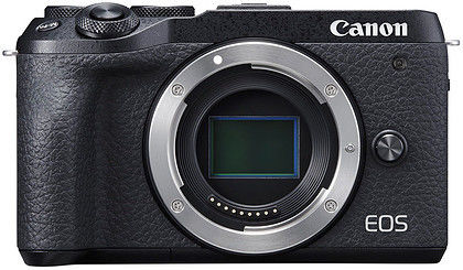 Canon EOS M6 Mark II Body Czarny