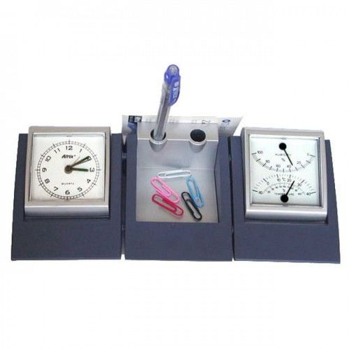 Zegar desktop stacja pogody #FS/BL