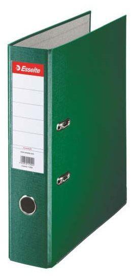 Segregator Esselte ekonomiczny A4/75 mm - zielony (11256)